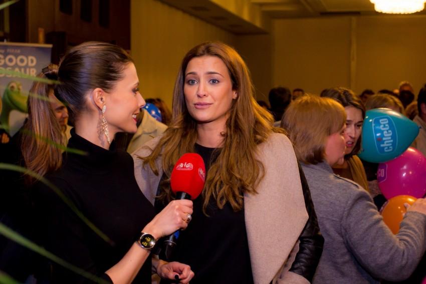 Cláudia Borges entrevista Andreia Dinis