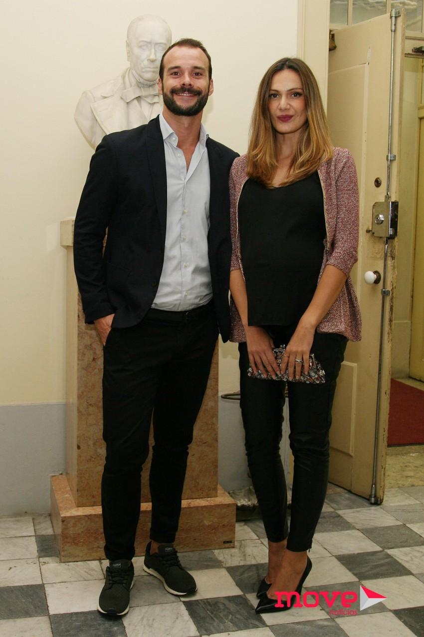 Celso Martins e Ana Rita Rocha