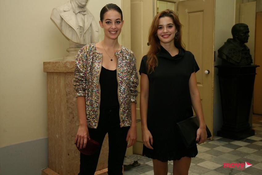 Victoria Guerra e Joana Ribeiro