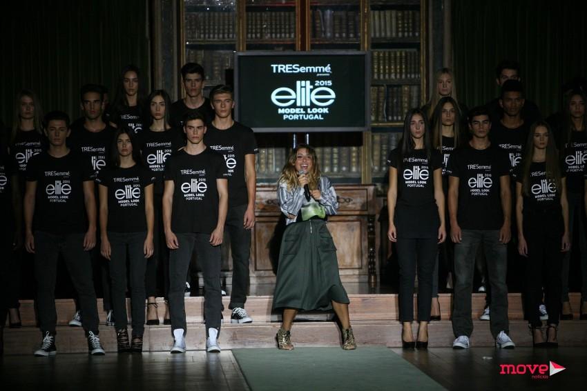A atriz e cantora Maria Sampaio animou o evento