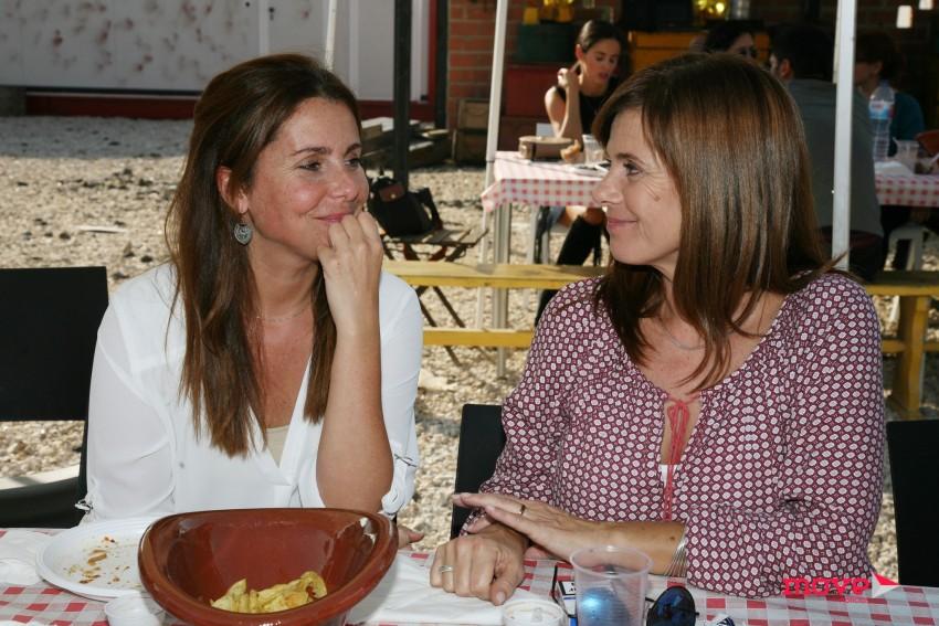 Cristina Homem de Mello e Sofia Grillo
