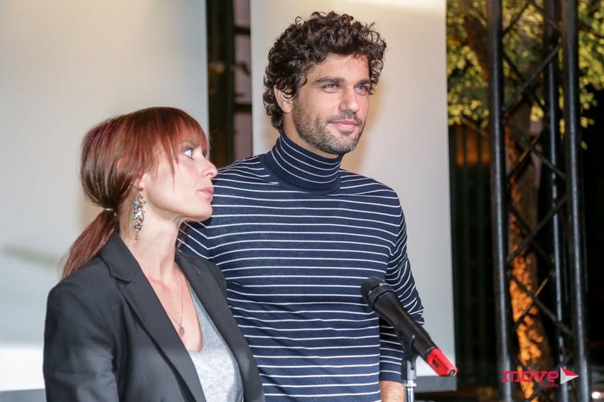 Patricia Tavares e Bruno Cabrerizo