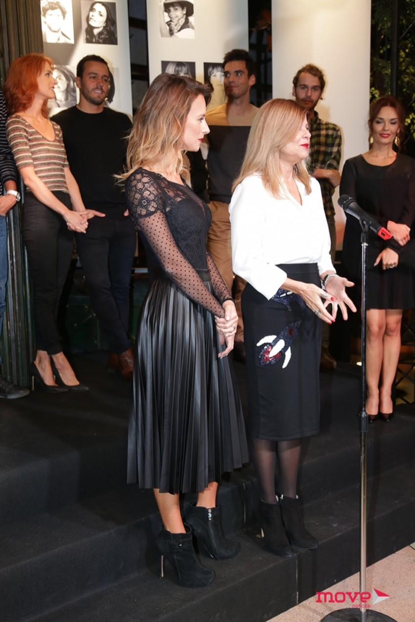 Núria Madruga e Helena Isabel