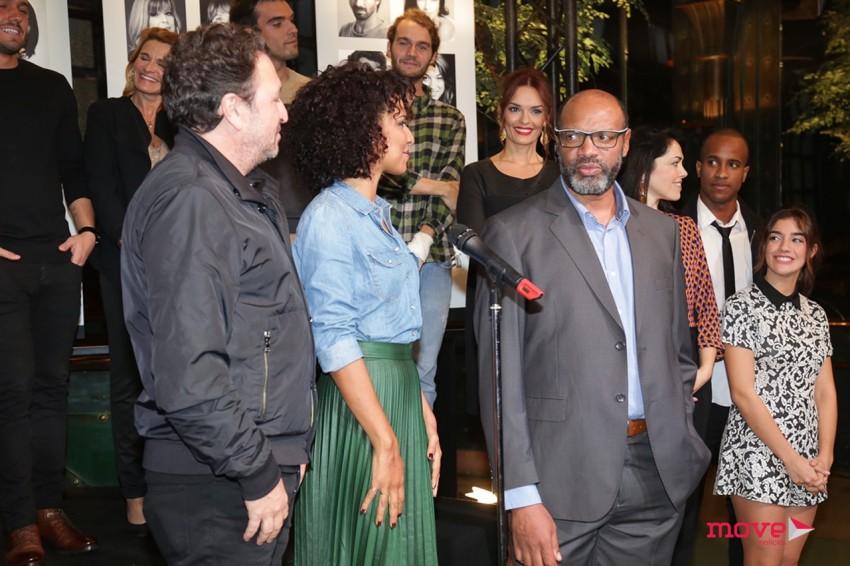 Fernando Luis, Rita Cruz e Ery Costa