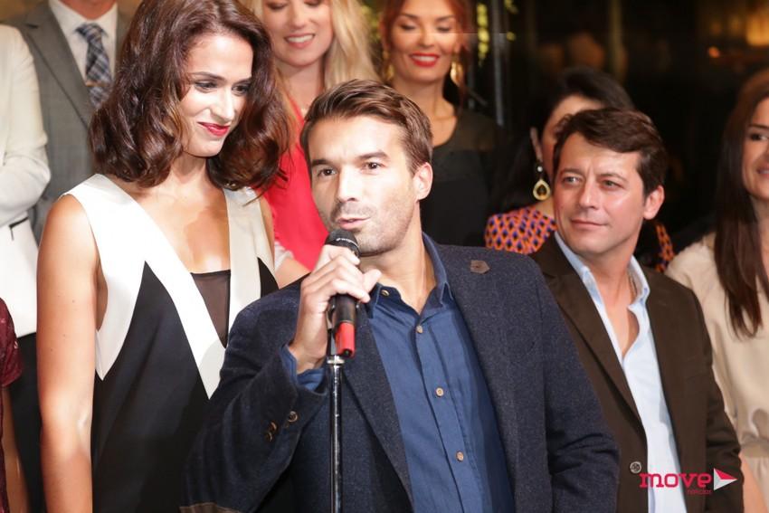 Ana Varela, Graciano Dias e António Pedro Cerdeira