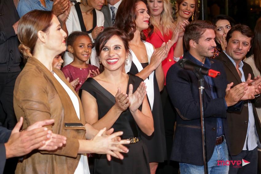 Fernanda Serrano e Dalila Carmo
