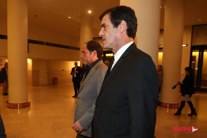Paulo Portas e Rui Moreira