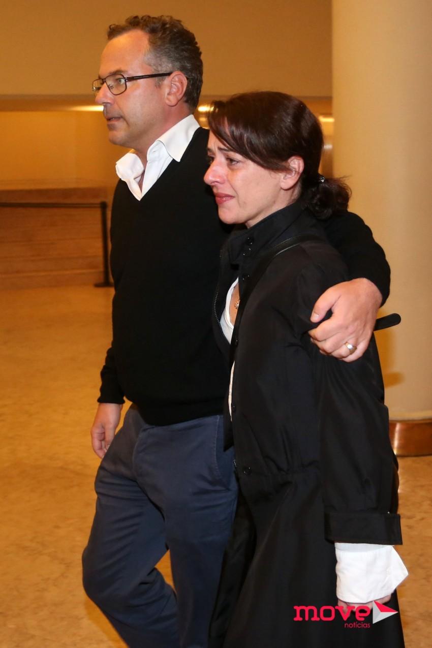 Rui Oliveira e Catarina Portas