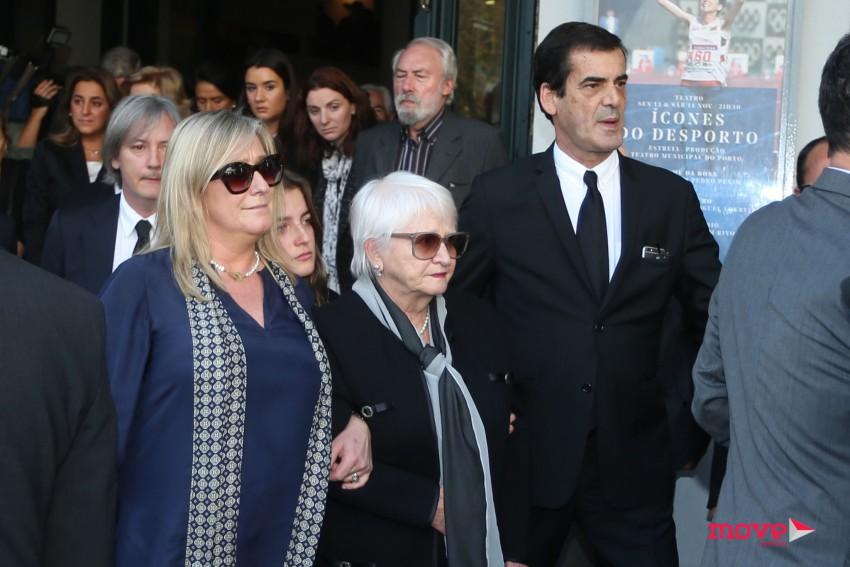 Os familiares do vereador com Rui Moreira