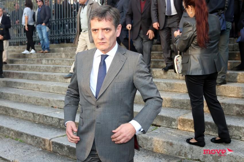 Álvaro Castello Branco, dirigente centrista