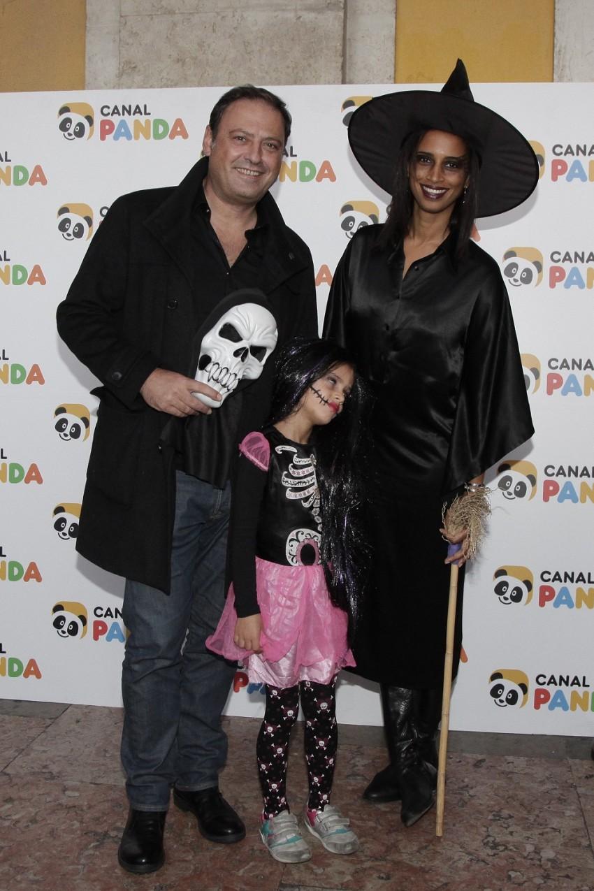 José Carlos Castro, Swailla Castro e Madalena