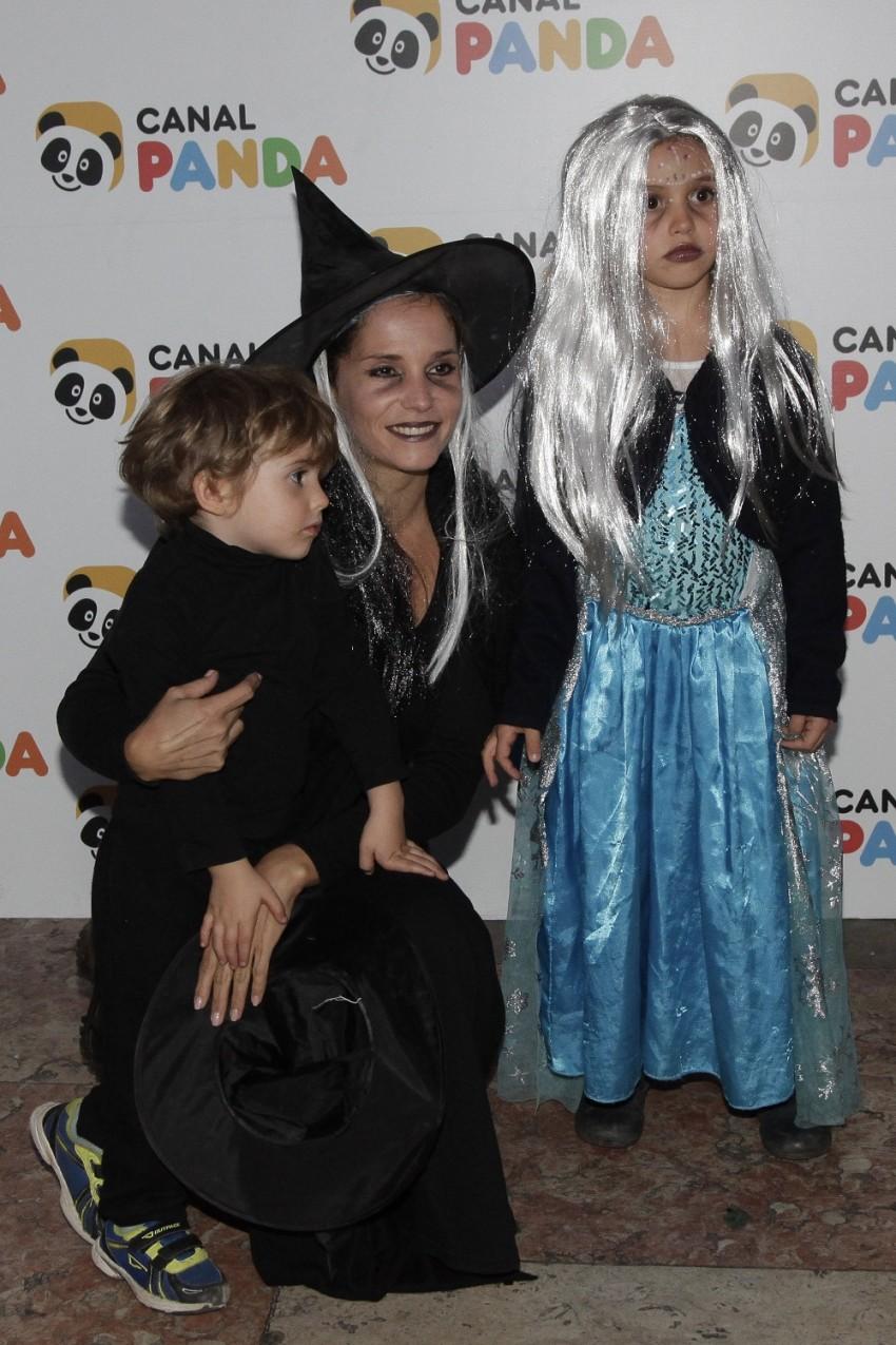 Márcia Leal, Camila e Lourenço