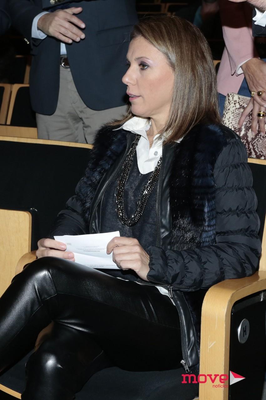 A namorada de Rui Moreira, a escritora Maria Bochicchio