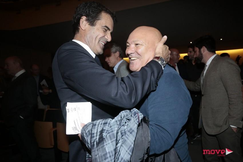 Rui Moreira e André