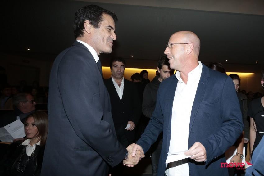Rui Moreira e Jaime Magalhães