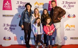 Pepe Rapazote, Mafalda Vilhena e filhas
