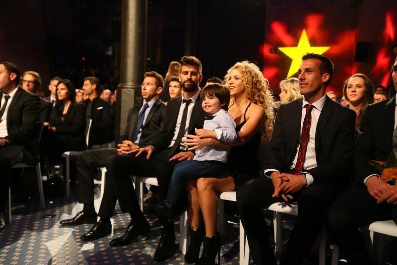 Pique Shakira