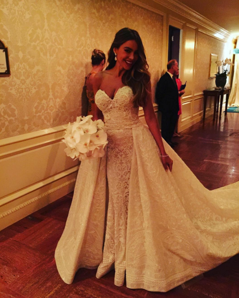 Sofia Vergara casamento2