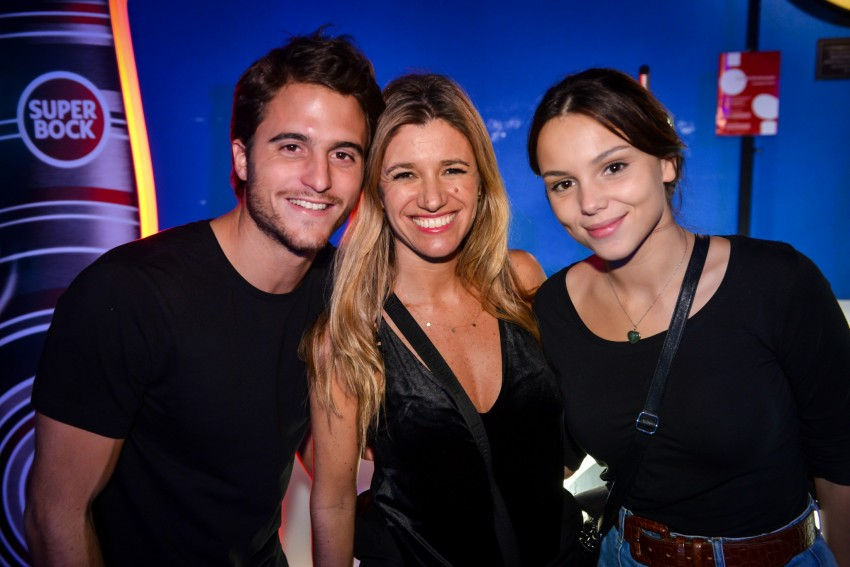 Tiago Teotónio Pereira, Sofia Jardim e Filipa Areosa