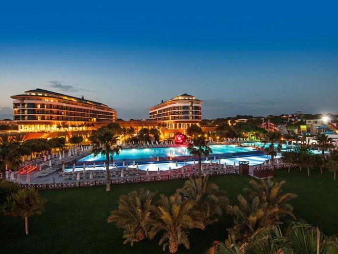 Voyage Belek Golf & Spa, Turquia