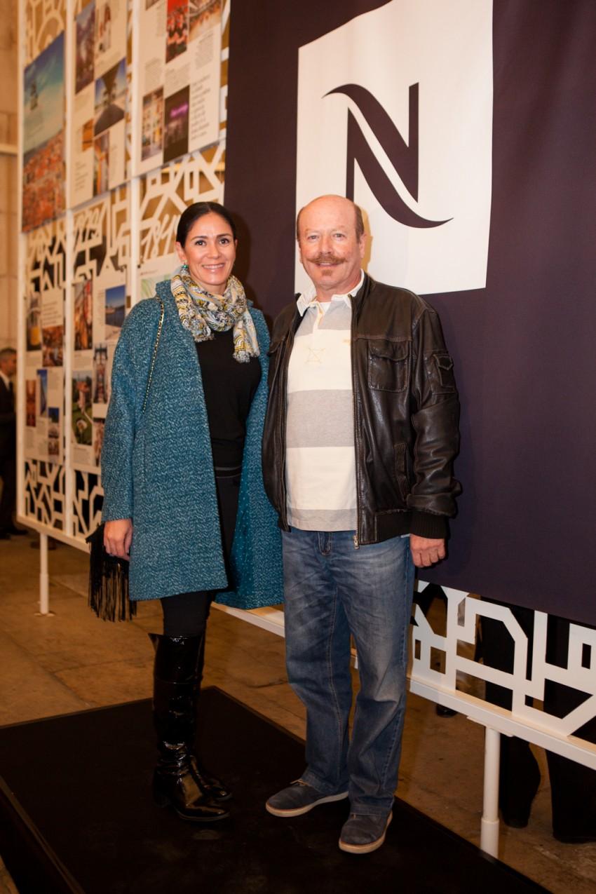 Vanda Correia e Luis Esparteiro
