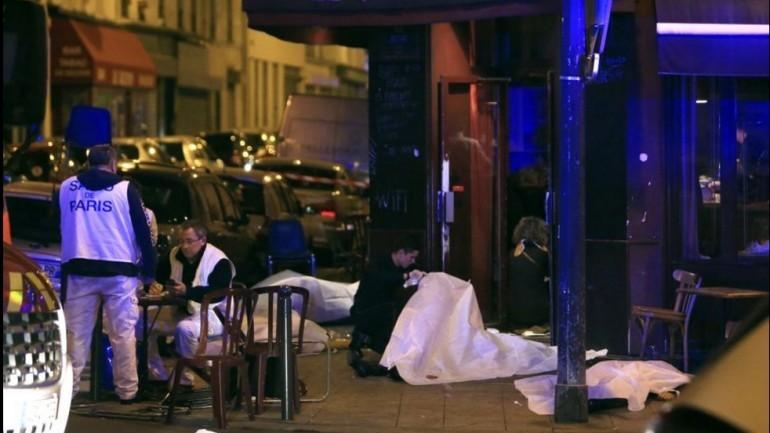 ataques em Paris