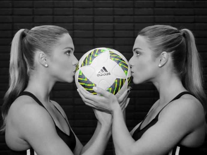 d0b775d1a A bola oficial de futebol dos Jogos Olímpicos do Rio de Janeiro foi  revelada na última quinta-feira