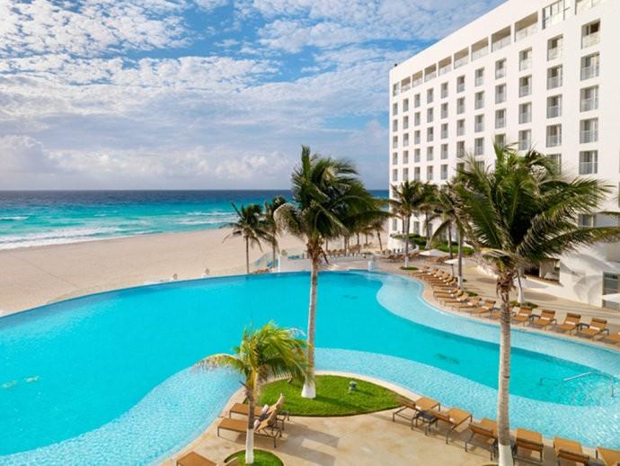 Le Blanc Spa Resort, Cancún, México