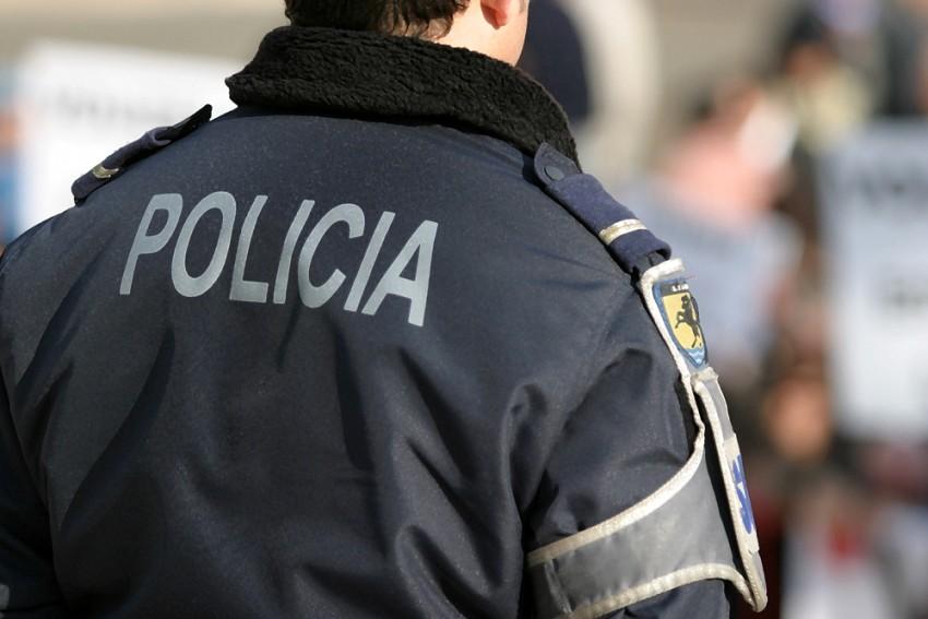 polícias da Segurança Pública