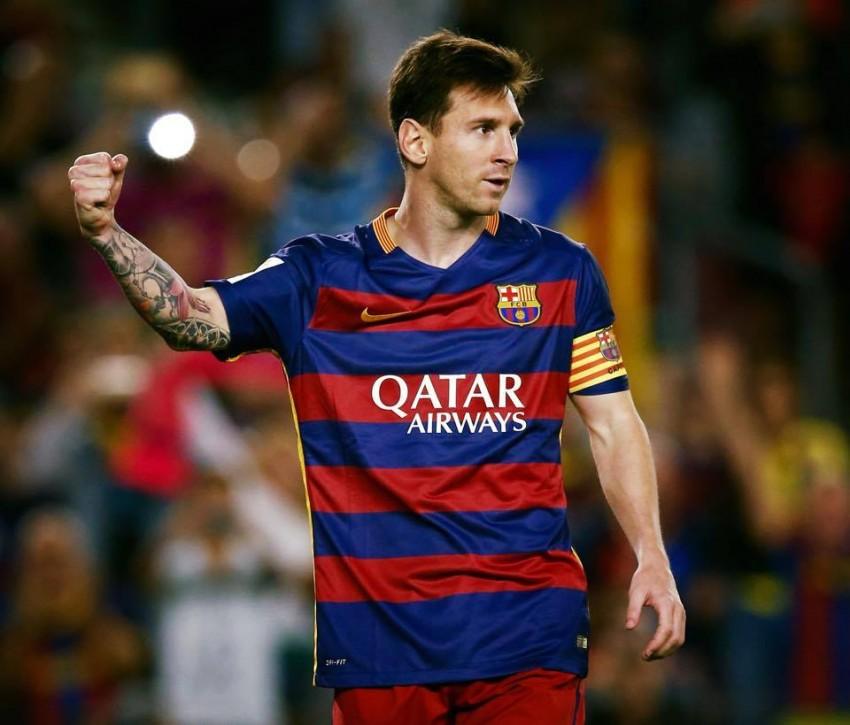 4. Lionel Messi