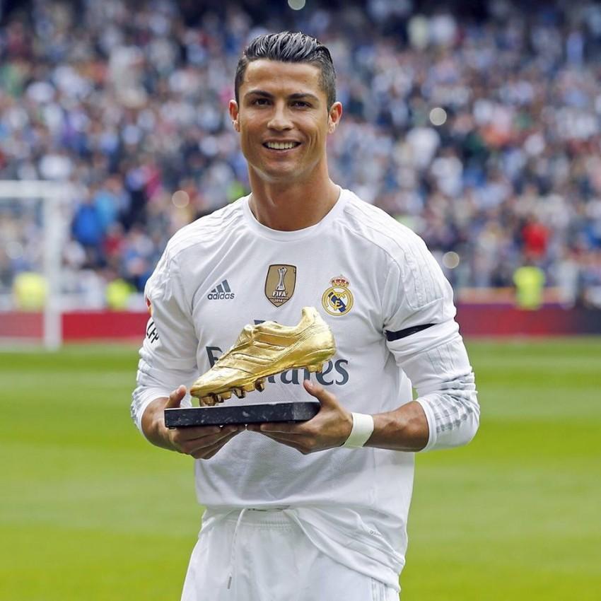 5. Cristiano Ronaldo