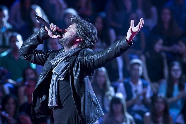 """Pedro Macieiras interpretou """"Wicked Game"""" e foi escolhido por Marisa Liz para continuar na competição"""