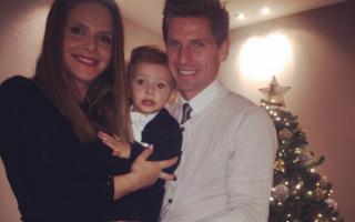 Adrien Silva e Margarida Neuparth foram pais pela segunda vez de Thomas.