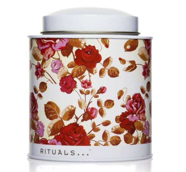Caixa de chá Rose Wisdom, Rituals, 3,50 euros