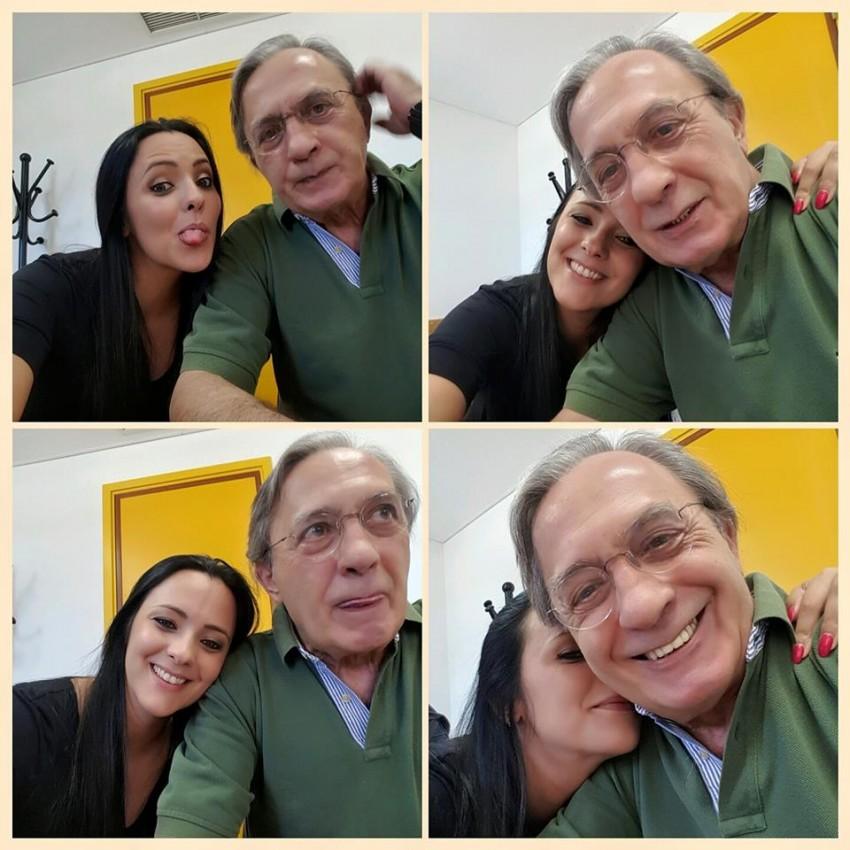 Carlos Cruz e Marta