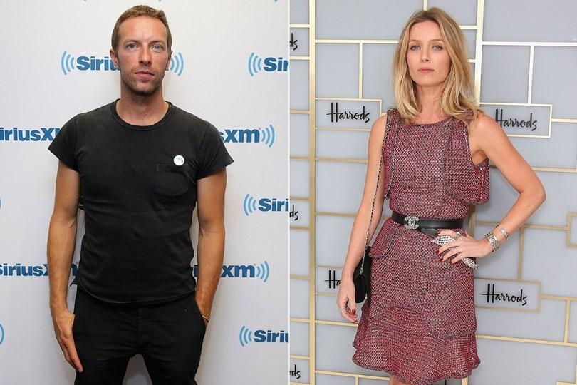 Chris Martin e Annabelle Wallis