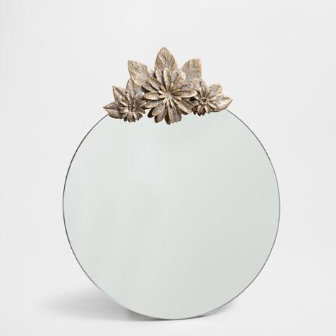 Espelho de Metal da Zara Home 39,99 euros