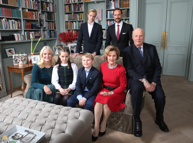 Familia real noruega8