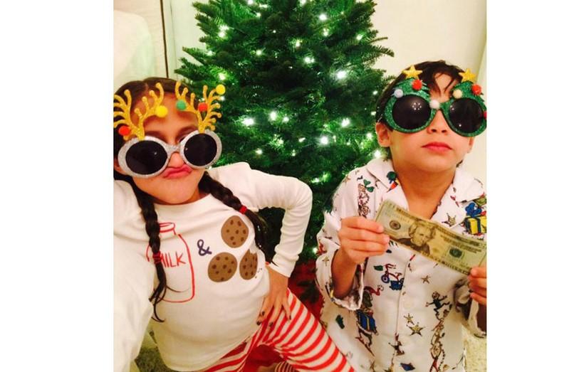 Os filhos de Jennifer Lopez
