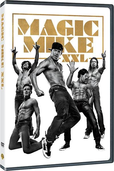 """DVD do filme """"Migic Mike XXl"""" - 14,99 euros"""