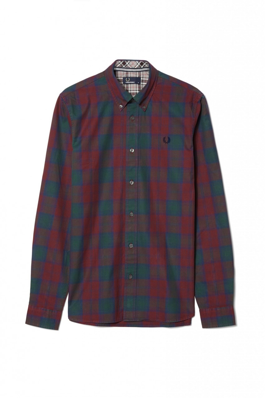 Fred Perry Men M7381_608_3_PVP. 110 euros