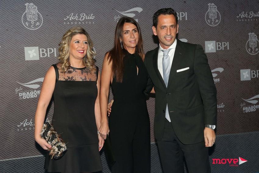 Sónia Carneiro, Carla e Pedro Proença