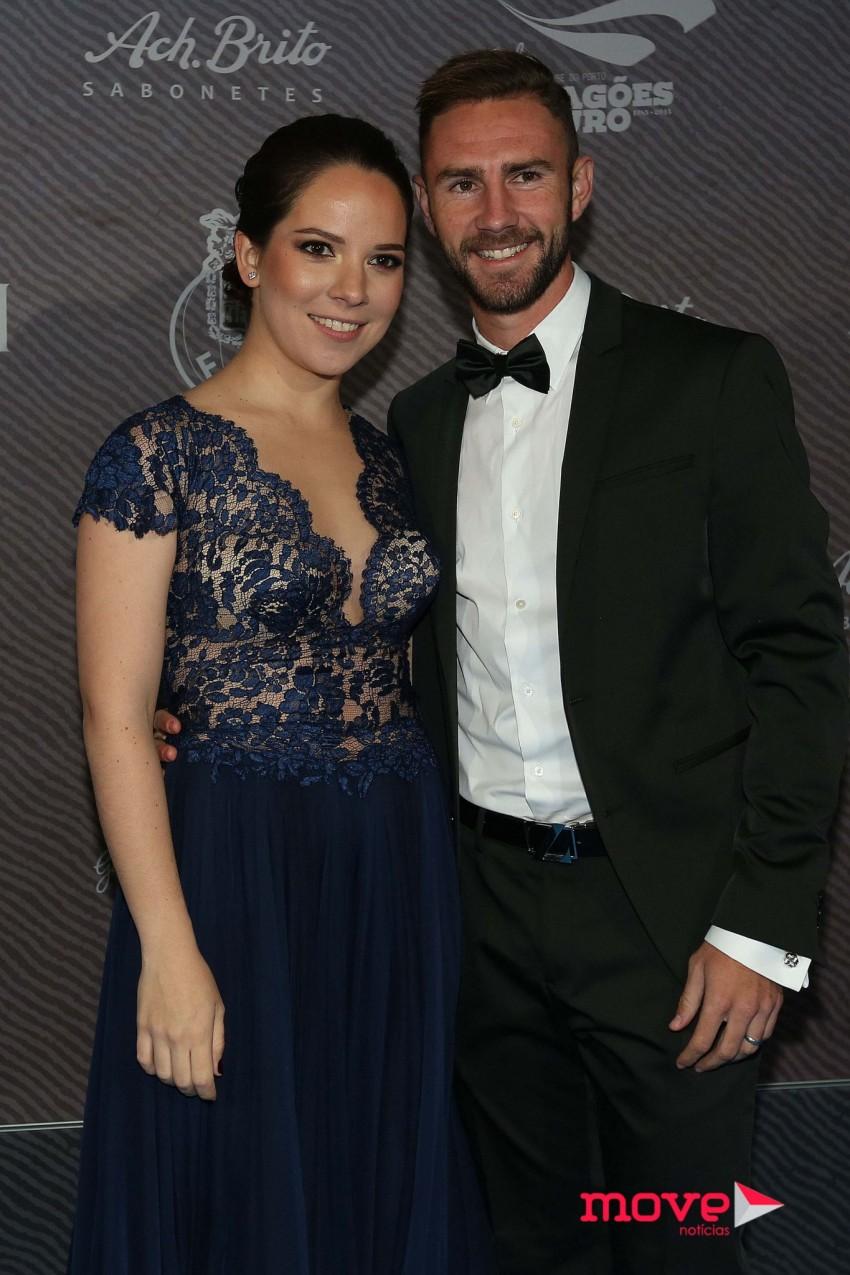 Miguel Layún e Ana