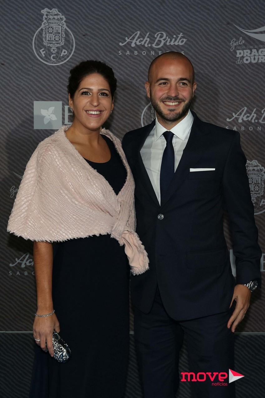Filipa Vasconcelos e André André