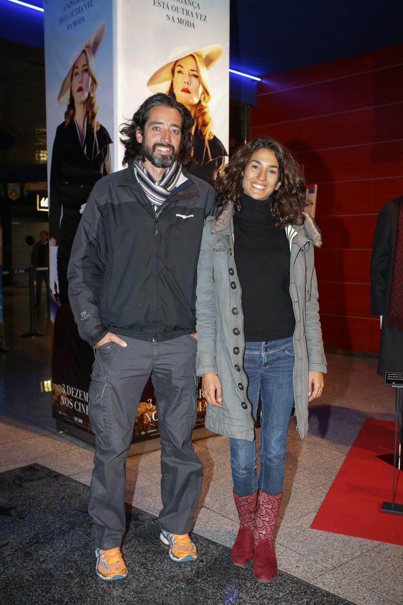 Ricardo Diniz e Mafalda Matos