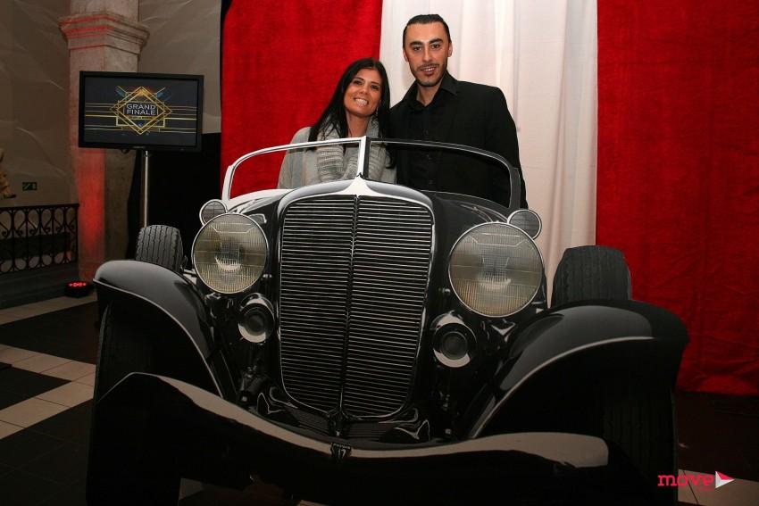 Gisela Serrano e Nuno Pereira