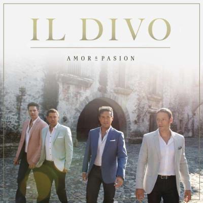 """CD """"amor & Pasion"""" dos Il Divo, 13, 99 euros"""