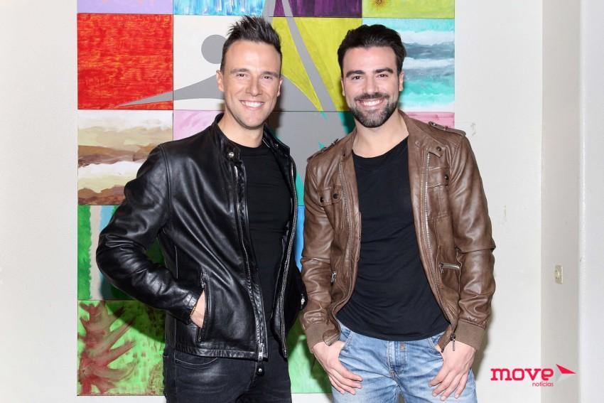 Sérgio e Nelson Rosado