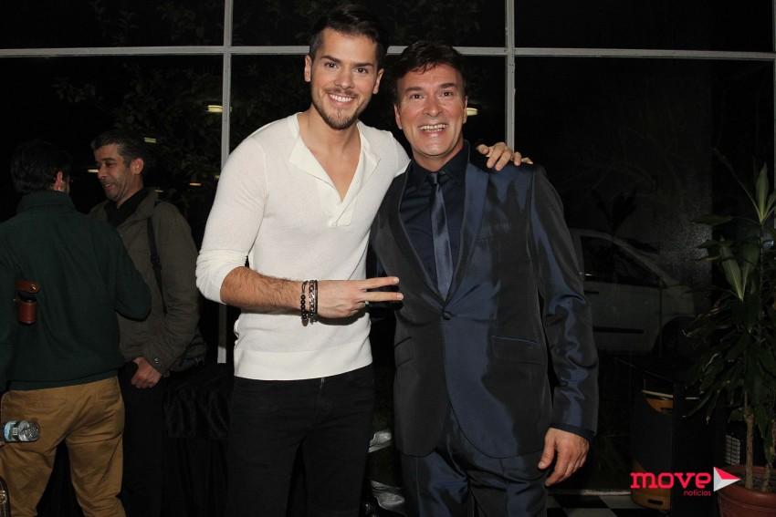 Mickael e Tony Carreira