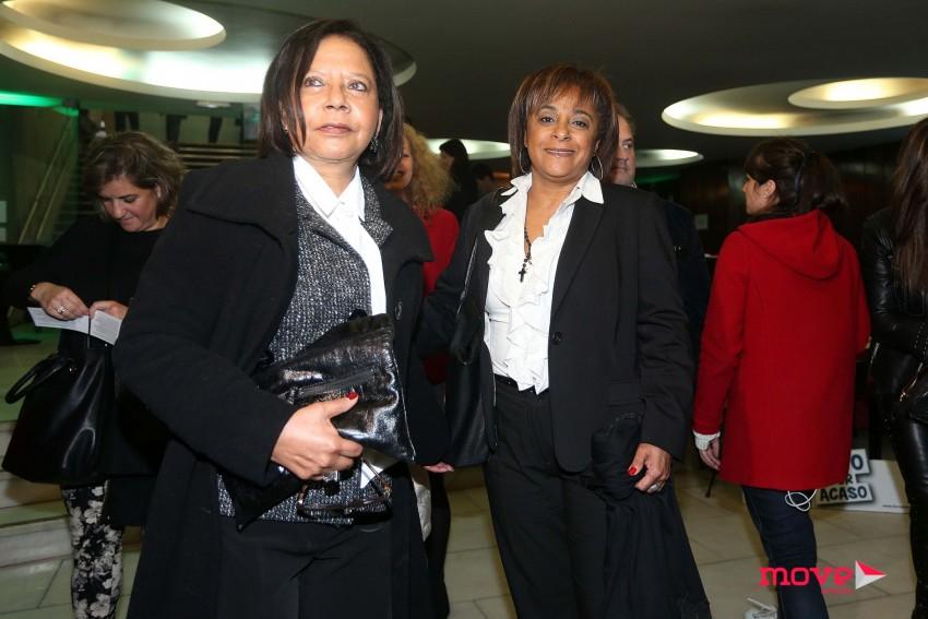 Flora e Sandra Ferreira